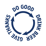 Do Good Drink Beer Give Thanks