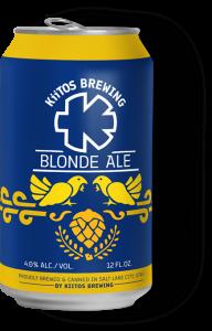 Kiitos Blonde Ale